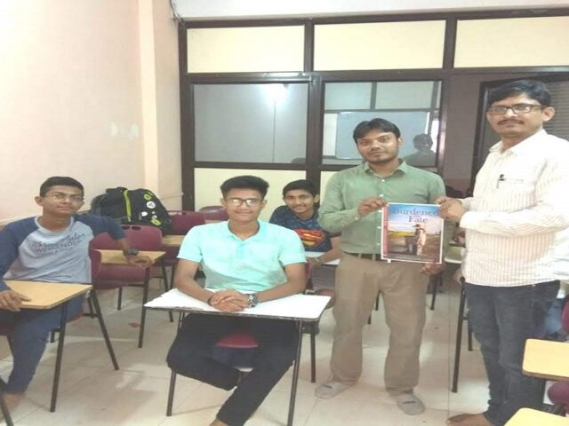 Director of Pune Academy | Burdened by Fate